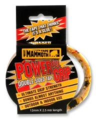 EVERBUILD 2POWERGRIP12  Tape Double-Sided Powergrip 12Mm
